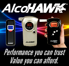 Alcohawk Breathalysers And Personal BAC Testers