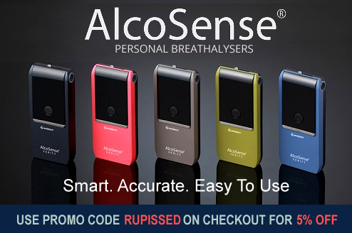 Alcosense Personal Breathalysers