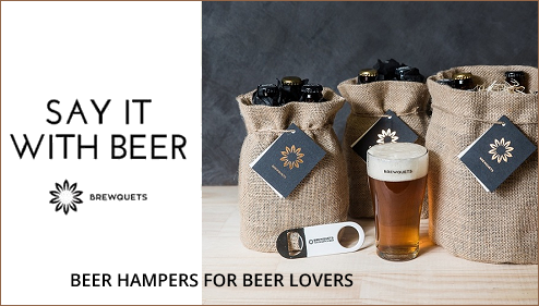 Brewquet Beer Bouquets