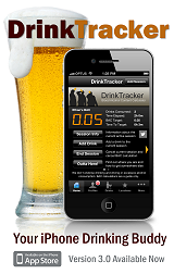 DrinkTracker - iPhone Breathalyzer & BAC Calculator App