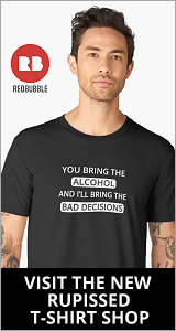 T-Shirts For Drinkers